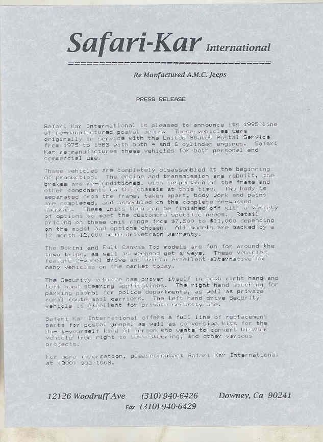 1995-safari-kar-press-release