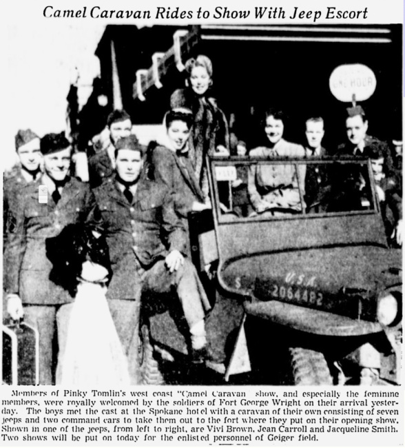 1942-06-12-spokesman-review-camel-caravan-troupe
