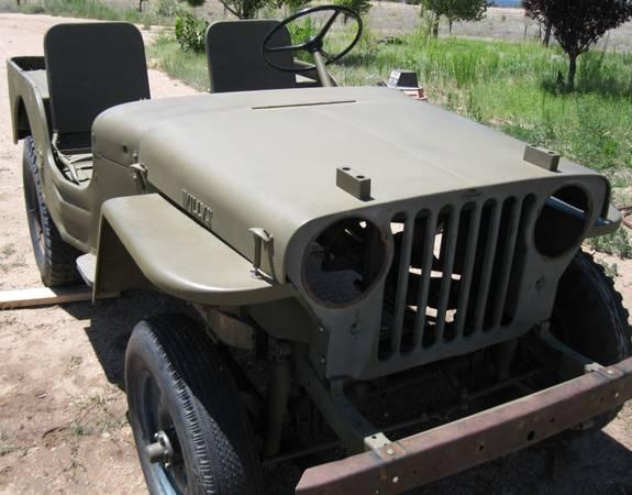 1948 CJ-2A Prescott, AZ $2200 | eWillys