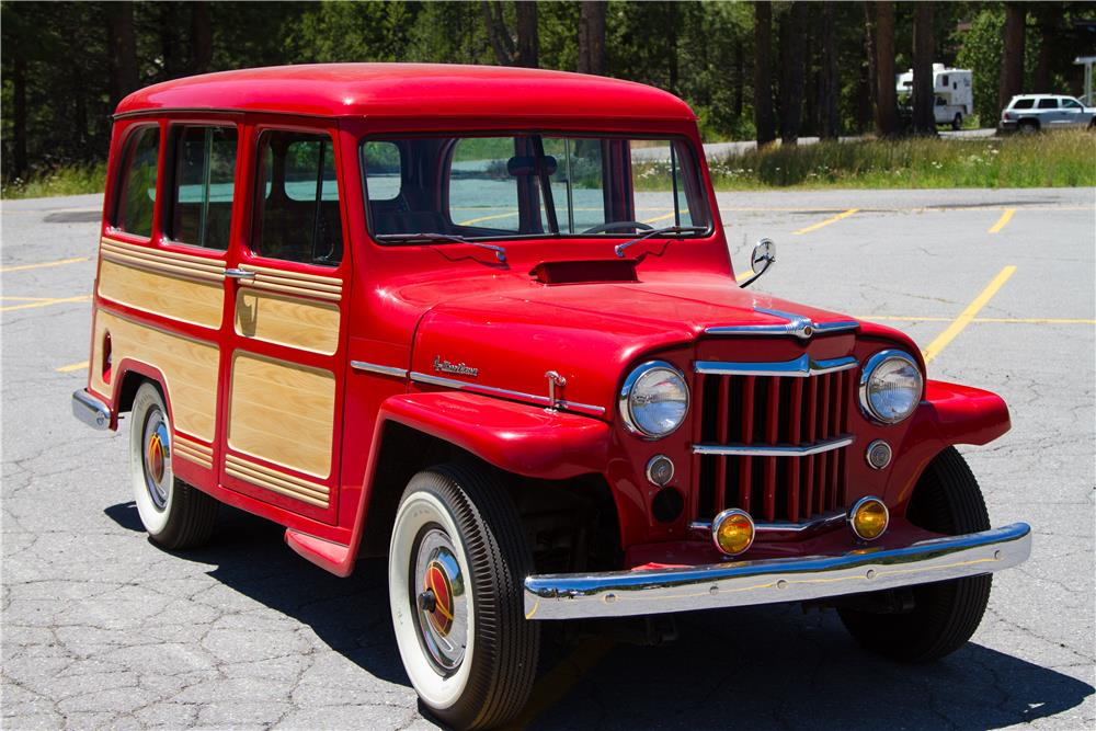 Willys Wagon Parts >> Auctions | eWillys