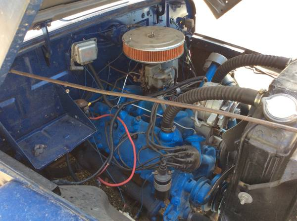 1953 Wagon & Parts Wagon, Mill Valley, CA $2500 | eWillys