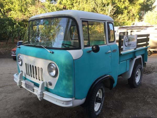 Jeep Fc For Sale >> Fc150 Fc170 M677 Ewillys Page 2