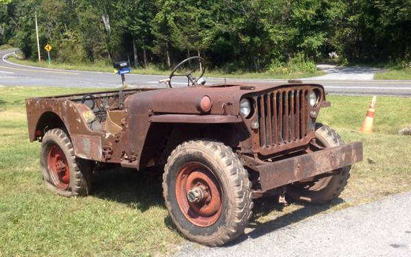 Gpw ford mb ewillys page 9 - Gainesville craigslist farm and garden ...