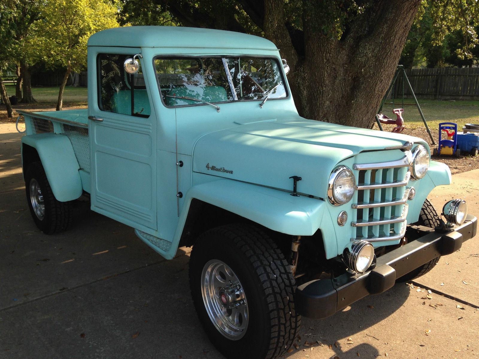 1952 truck leaguecity tx1