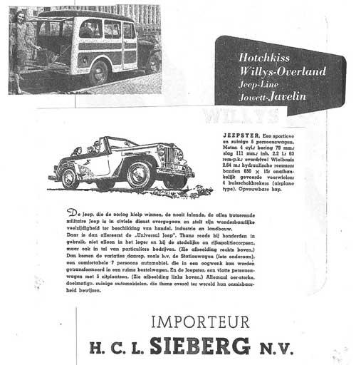 Jeepster-Sieberg