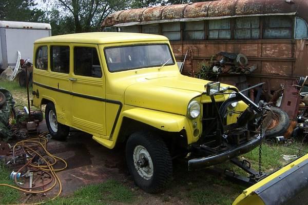 1960 Wagon Sparta WI $2750