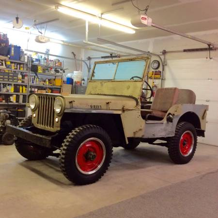 Ewillys Your Source For Jeep And Willys Deals Mods And More
