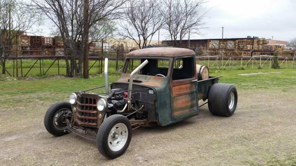 1950 Truck Jeeprod San Antonio Tx Make Offer Ewillys