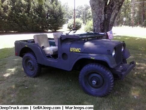 1953-m38a1-reidsville-nc