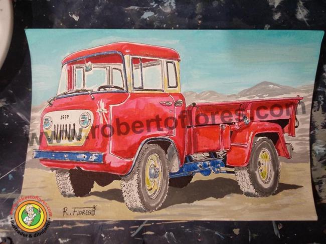 dibujo_furgoneta_jeep_fc150_color_1