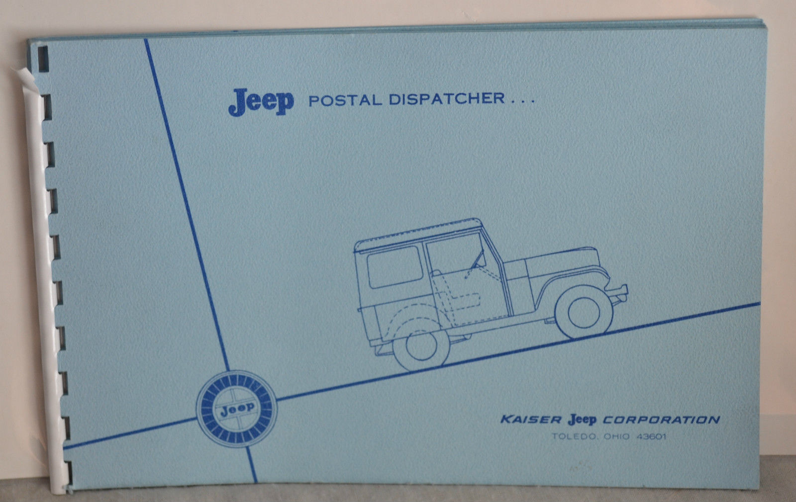 Postal Jeep Wiring Diagram - Wiring Data