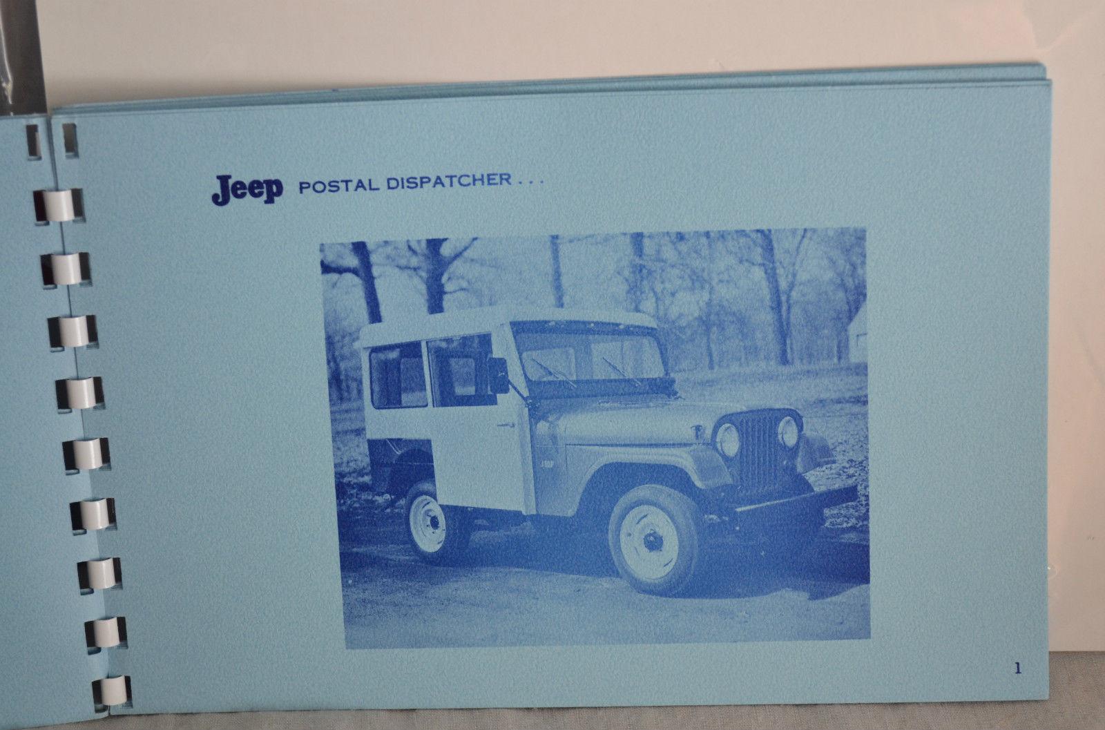 Postal Jeep Wiring Diagram - Wiring Data