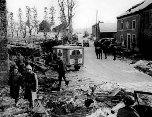 gi gilbert fafart - 6th reg -9th inf div -frankenbach -germany 20-03-1945