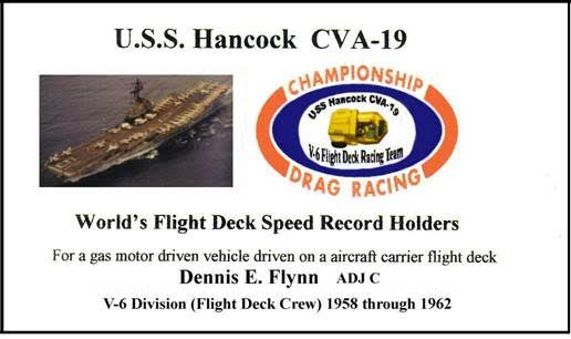 Speed Record Card