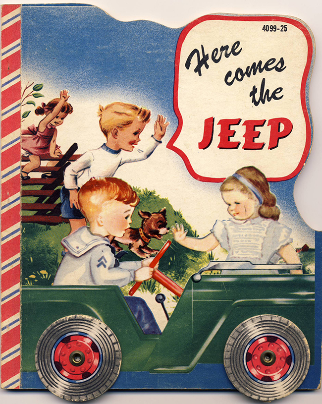 1951-here-comes-the-jeep-front-cover