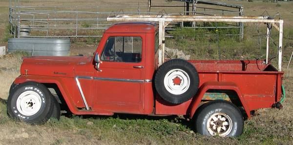 Willys Trucks | eWillys | Page 8