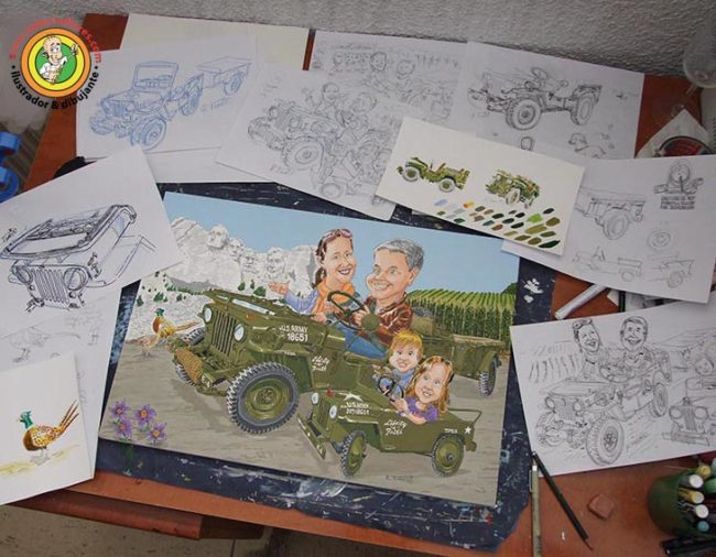 cartoon_willys_m38_jeep_chris_nohr_south_dakota_photo_1