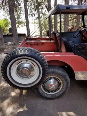 1966 CJ-5A Tux Park IV Las Cruces, NM $7000 | eWillys