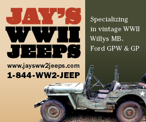ww2 jeeps hinton