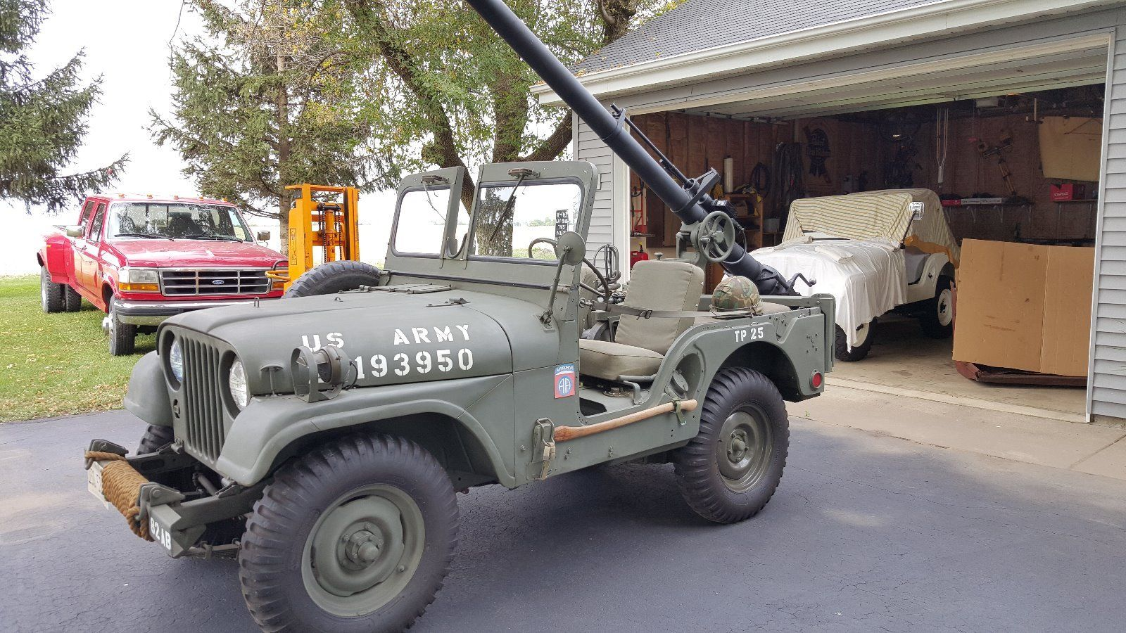 M38a1c Jeep Usa War Thunder Official Forum Willys Serial Number Location 106mm Recoilless Rifle Early Related Image