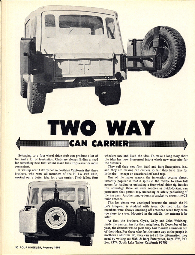 1969-02-fourwheeler-jerry-can-tire-holder-wahlborg