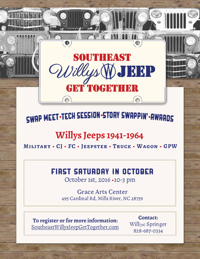 2016-southeast-willys-event
