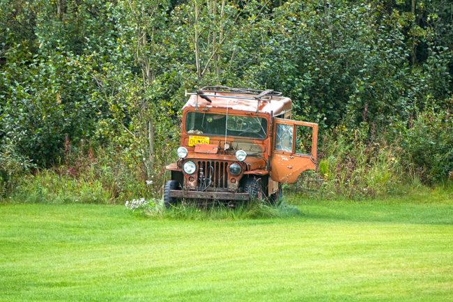 Healy Jeep