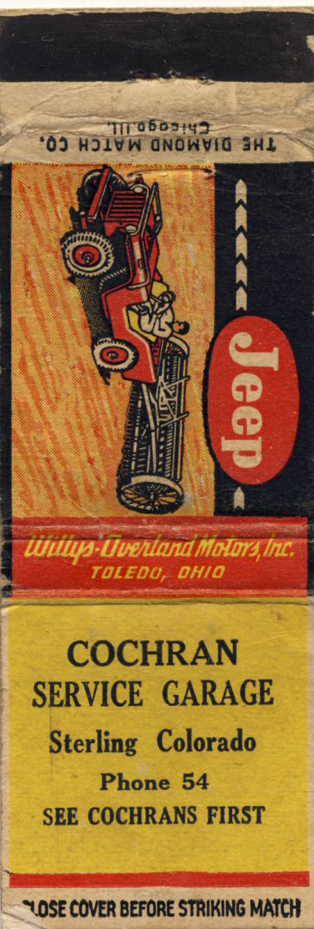 farm-jeep-cochran-service-garage-matchbook1