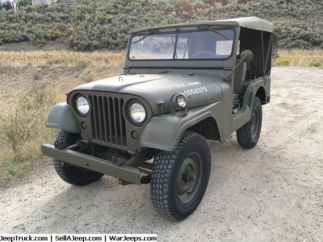 1953-m38a1-Boise-id