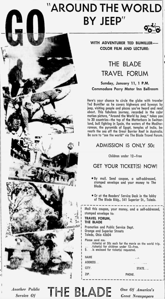 1970-01-03-toledoblade-ted-bumiller-tour