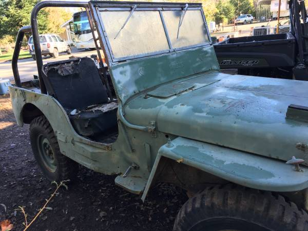 Willys Jeep Chico Ca Shop Barn Moving Sale Ewillys
