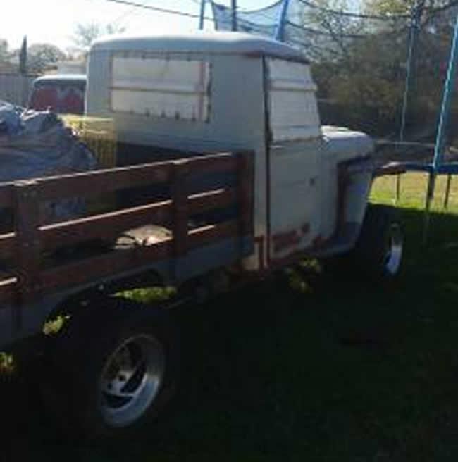 Craigslist Fort Worth: Willys Trucks