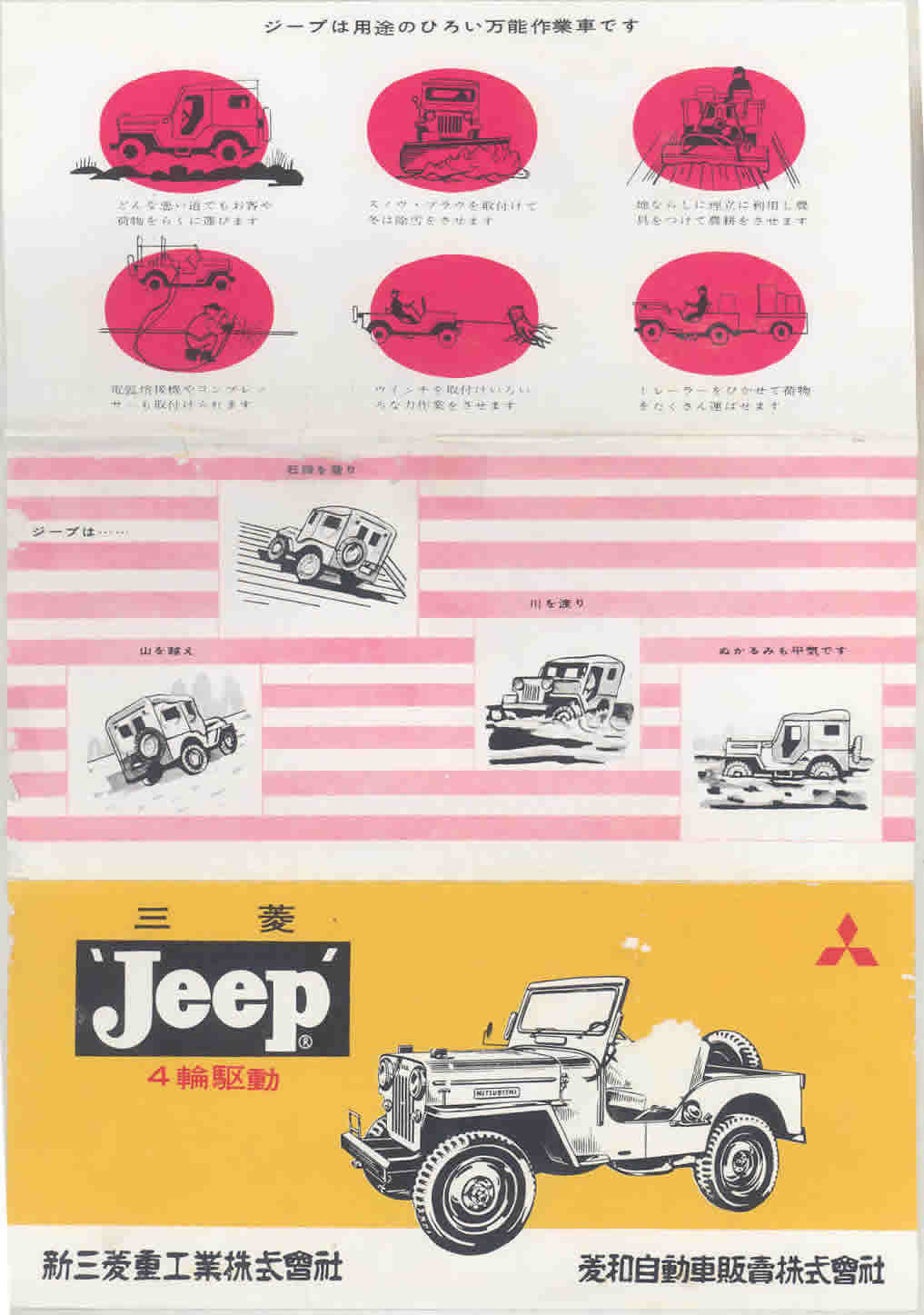 Mitsubishi Ewillys Fuse Box Cover Car Truck Parts Ebay 1960ish Jeep Mailer On