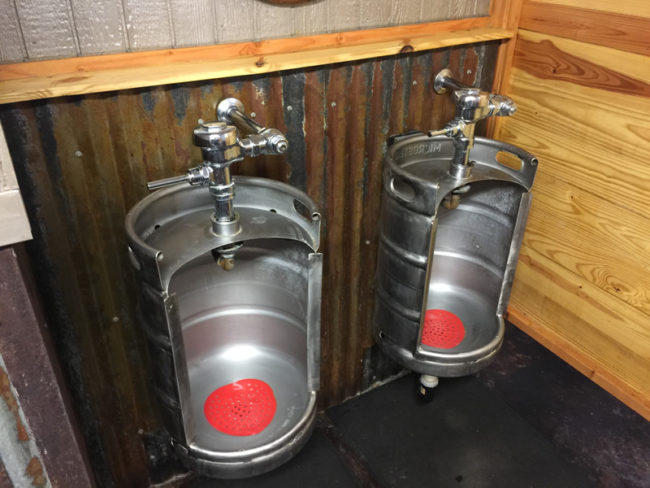 barrel-urinals
