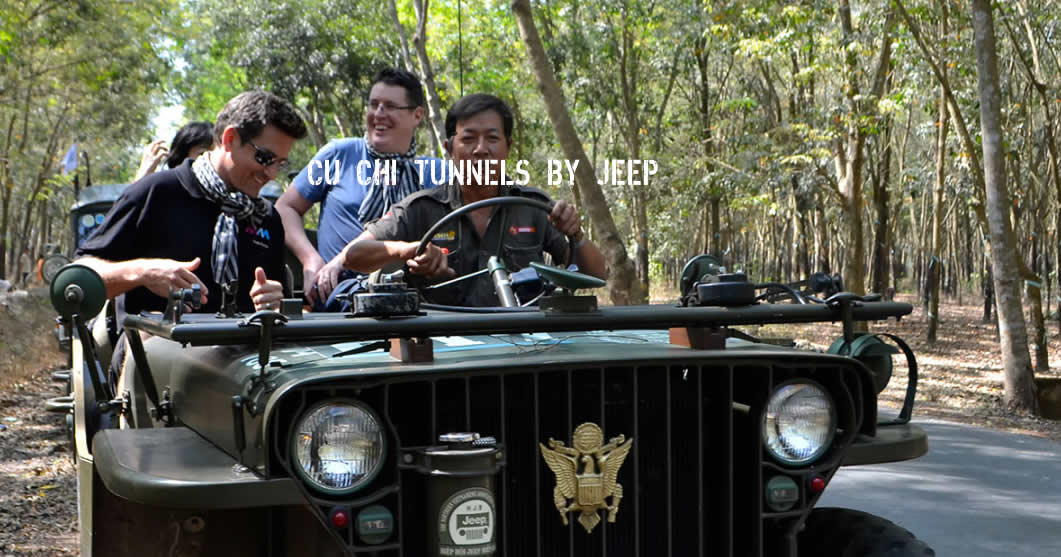 Vietnam Jeep Adventures Ewillys