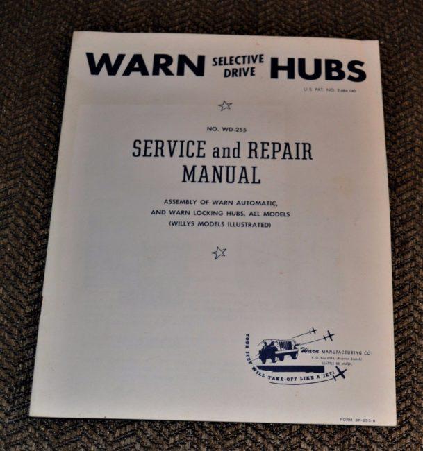 1955-warn-hub-manual1