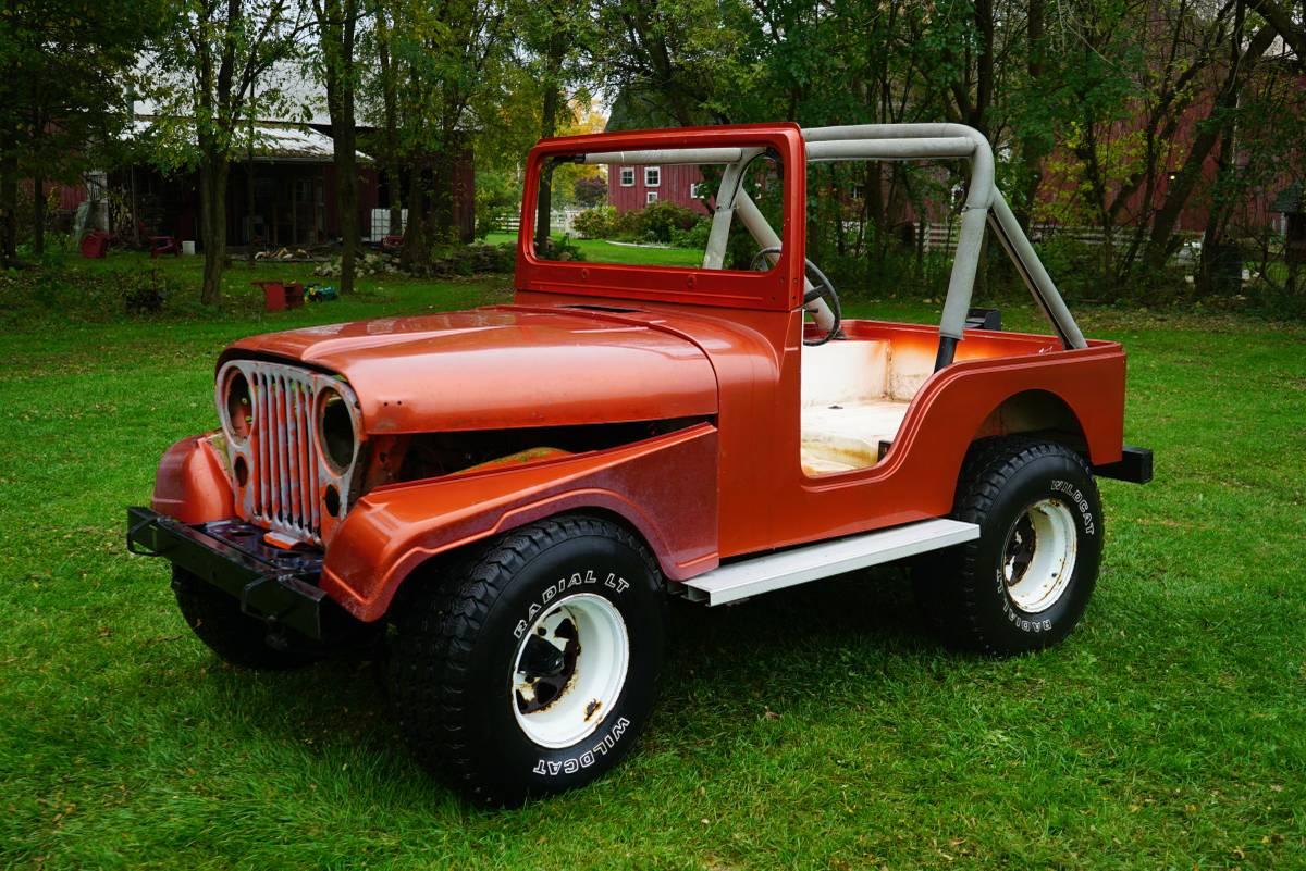 Beste Jeep 1976 Cj5 Bilder - Der Schaltplan - triangre.info