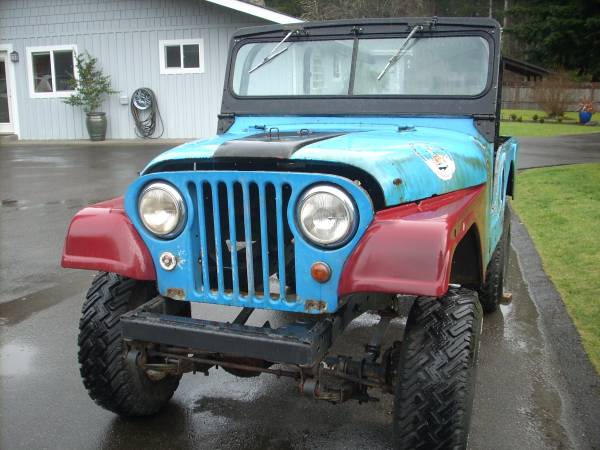 year-cj5-belfair-wa