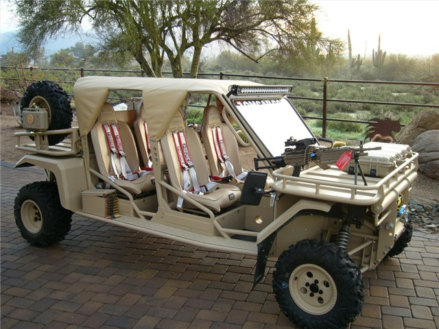 Tomcar Survival Vehicle Gunbroker Com Ewillys