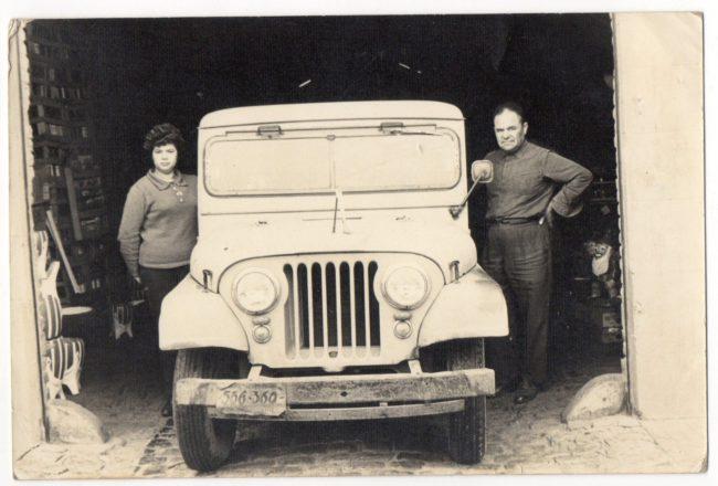 vintage jeep133
