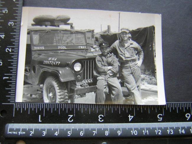 vintage jeep64