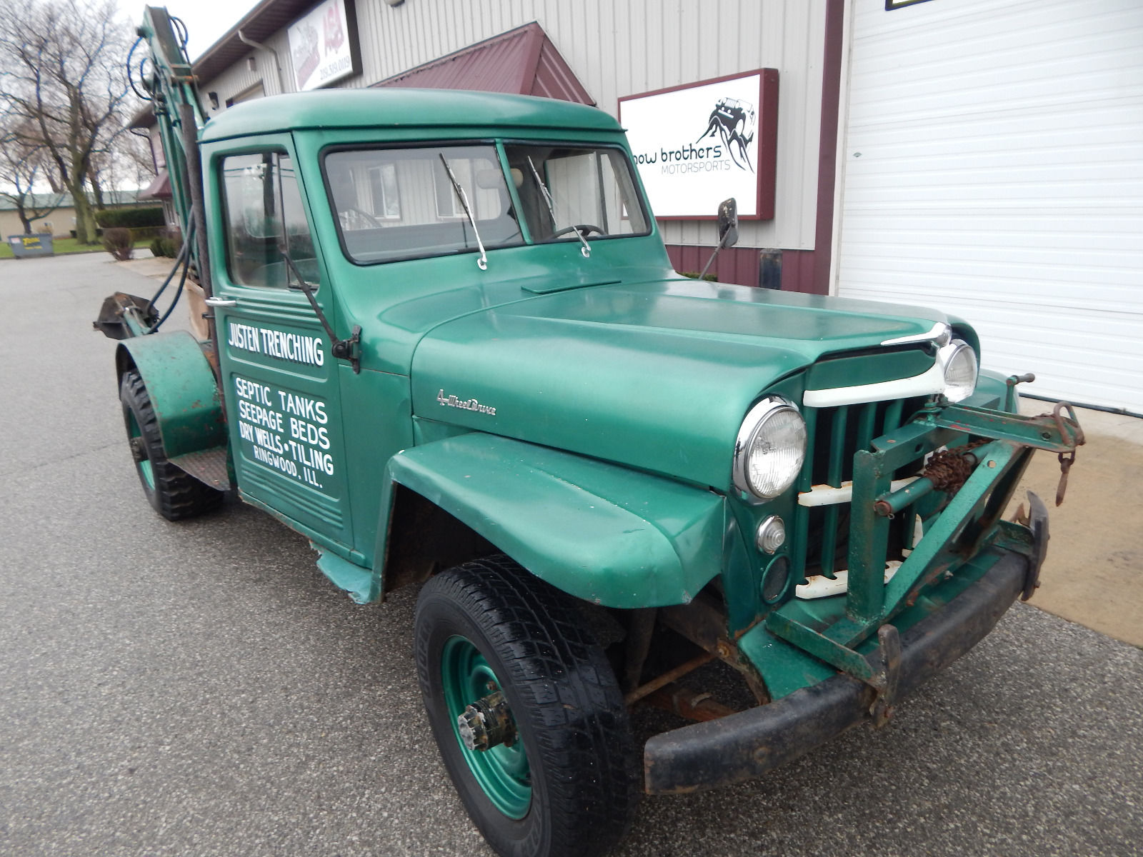 Willys Trucks Ewillys