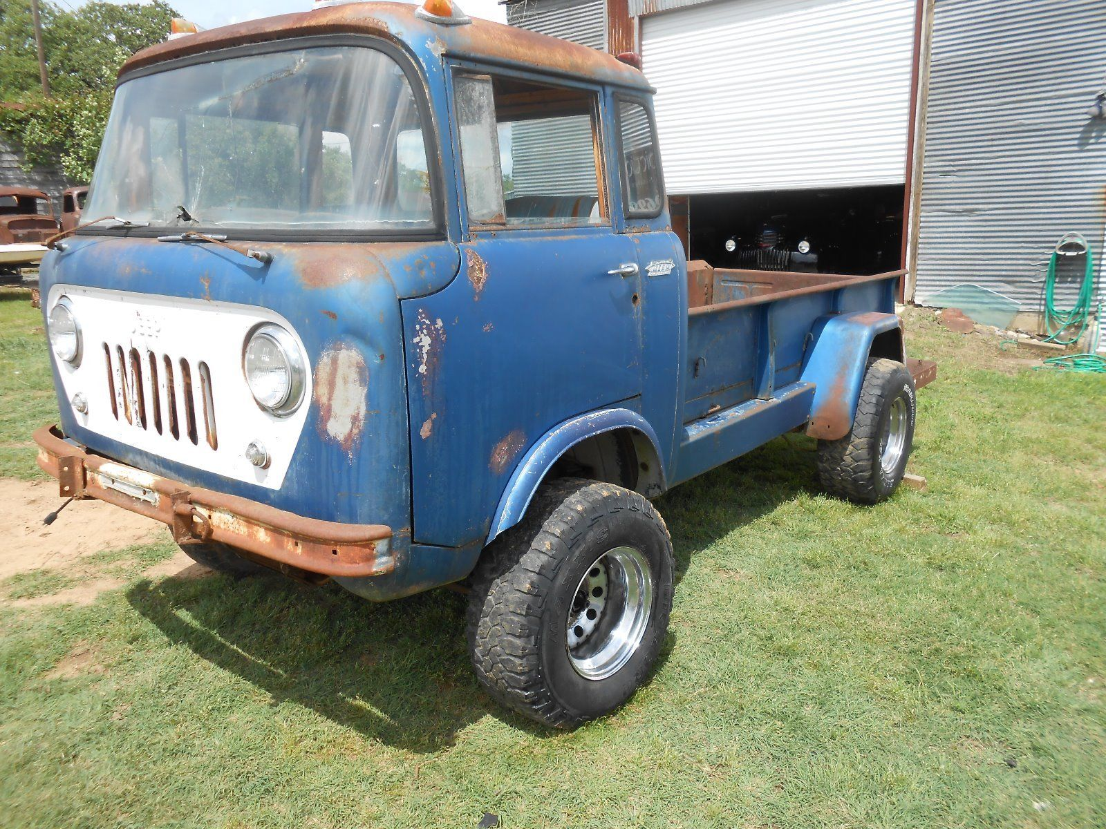 1959 Fc 170 Rockdale Tx Status Unknown Ewillys Willys Jeep Truck Beds Fc170
