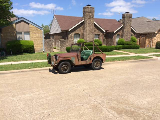 1961-cj5-richardson-tx