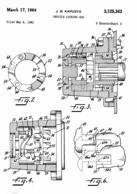cutlas-selective-drive-hub-patent
