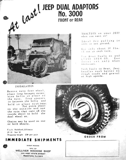 jeep-dual-adaptors-no-3000-welliver