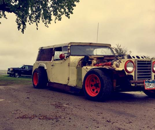 Jeep Rods