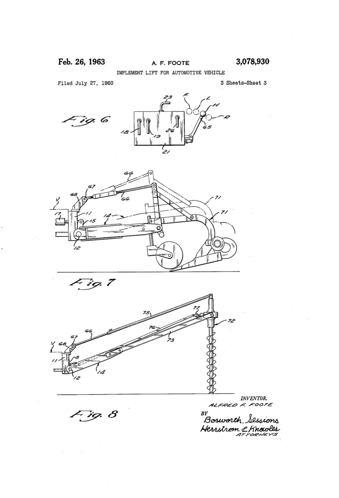 1960-07-27-stratton-pattent-US3078930A-lift-implement2