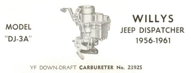 yf-2392s-carb