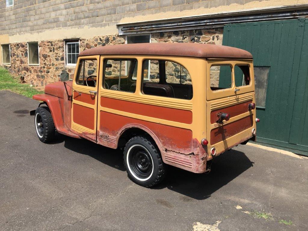 1949 Wagon Bound Brook Nj Sold Ewillys